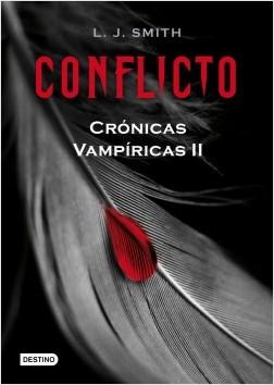 Conflicto.  Crónicas Vampíricas II – L. J. Smith | Descargar PDF