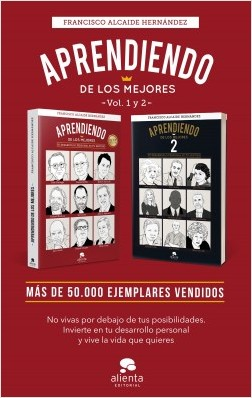 Aprendiendo de los mejores 1 y 2 (pack) - Francisco Alcaide Hernández | Planeta de Libros