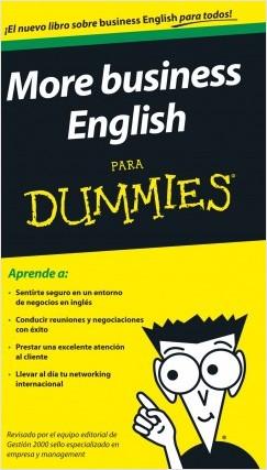 More business English para Dummies - AA. VV. | Planeta de Libros