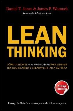 Lean Thinking - Daniel T. Jones,James P. Womack   Planeta de Libros