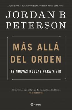 Más allá del orden - Jordan B. Peterson | Planeta de Libros