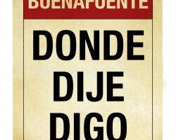 Donde dije digo – Andreu Buenafuente | Descargar PDF