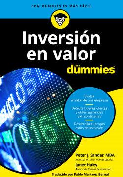 Inversión en valencia para Dummies – Peter J.Sander,Janet Haley | Descargar PDF