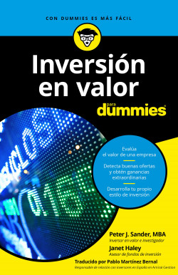Inversión en valencia para Dummies – Peter J.Sander,Janet Haley   Descargar PDF