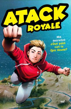 Atack Royale - Atack3000 | Planeta de Libros