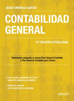 Contabilidad general - Jesús Omeñaca García | Planeta de Libros