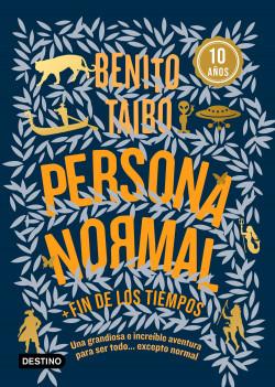 Persona normal (Azul) - Benito Taibo   Planeta de Libros