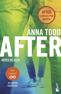 After. Antes de ella (Serie After) – Anna Todd | Descargar PDF