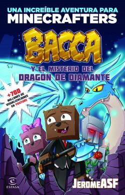Minecraft. Bacca y el misterio del dragón de diamante - JeromeASF | Planeta de Libros