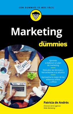 Marketing para Dummies - Patricia de Andrés | PlanetadeLibros
