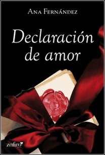 Declaración de amor de Ana María Fernández Martínez