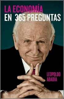 Economía en 365 preguntas de Leopoldo Abadía