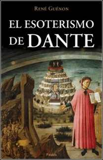 El esoterismo de Dante de René Guénon
